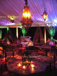 Moroccan Tent and lounge-220 | Moroccan Themed Berber ...