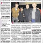 revue de presse  2014 2
