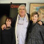 photo avec jean claude brisseau et Fabienne Babe