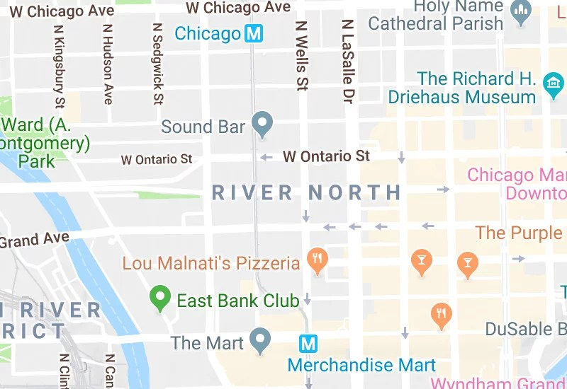 River North Chicago Physical Therapy