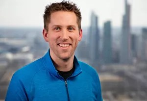 Physical Therapist in Chicago Kevin Martin at React PT