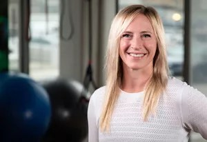 Physical Therapist in Chicago Melissa Luety at React PT