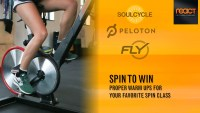 Proper Spin Class Warmup Routine