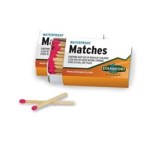 Matches - Waterproof/Windproof