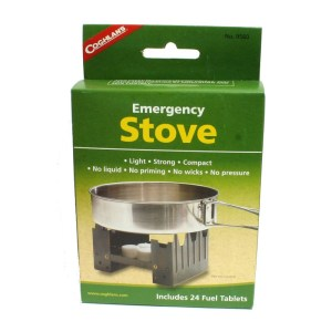 Emergency Stove (Folding)