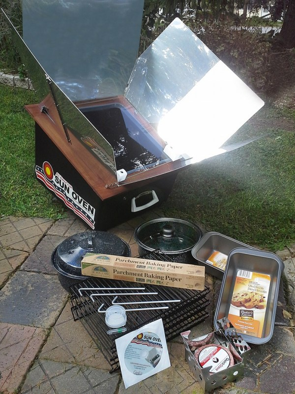 All American Sun Oven Kit Free Shipping!