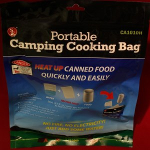 Portable Camp Cooking Bag