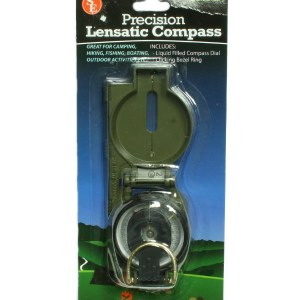 Compass - Precision Lensatic Compass
