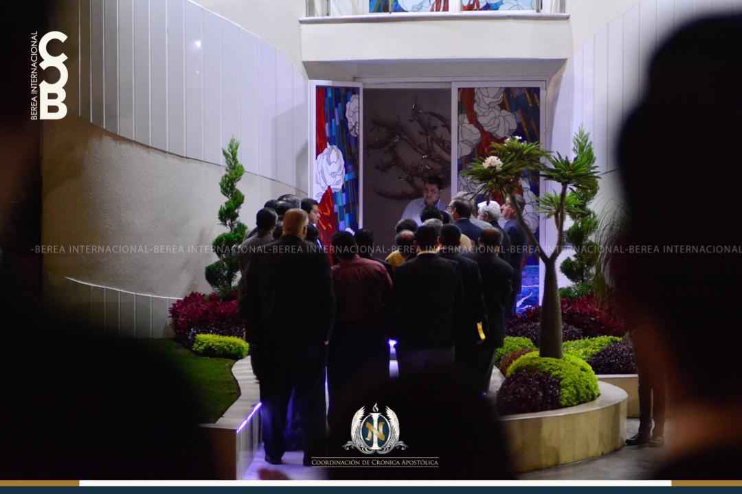 Iglesia La Luz del Mundo en Hermosa Provincia, Guadalajara, Jalisco, México. LLDM 1