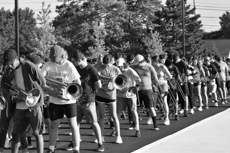 2021 Band Camp Final Week Photos
