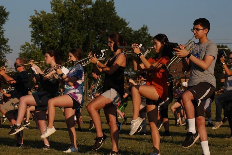 Photos from 2021 Band Camp – Week One