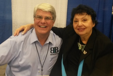 Dr. Jay L. Wile and Inge Auerbacher