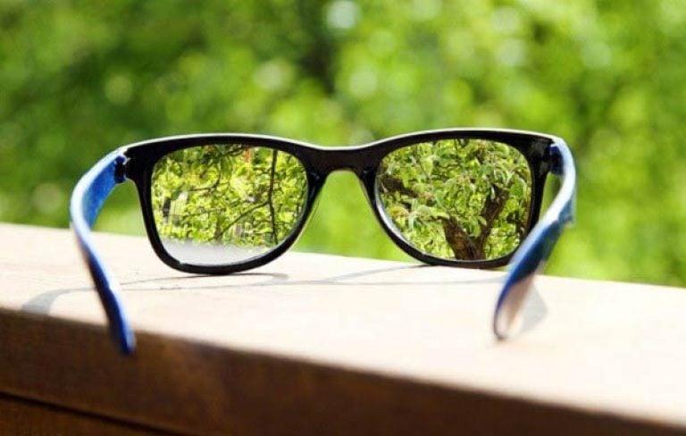 viziune îmbunătățită atunci când purtați ochelari
