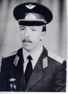 Кирсанов офицер