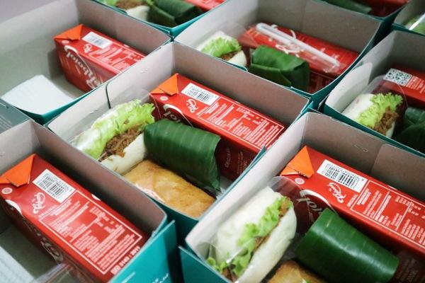 Kiat Ekspansi Bisnis Snack Box - Berempat