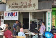 Pasar Muamalat Depok (Dok: Liputan6)