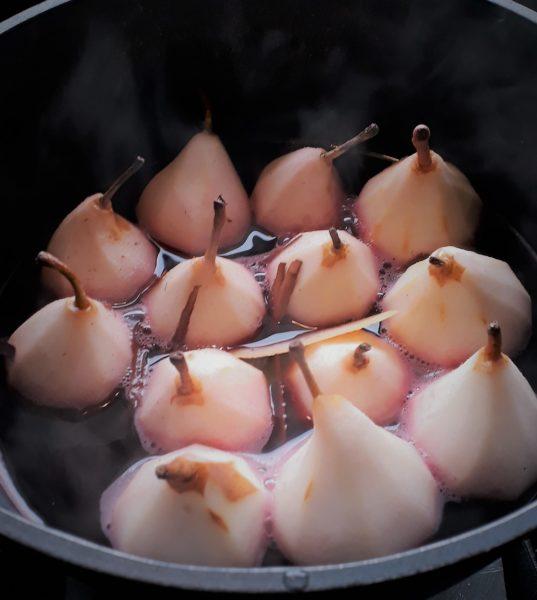 Recept stoofperen
