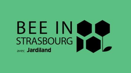 Logo Bee In Strasbourg noir