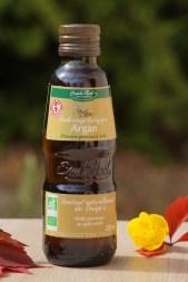 Photo produit - huile d'argan