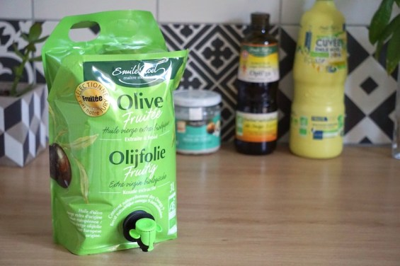 Photo produit -poche olive fruitée 3L