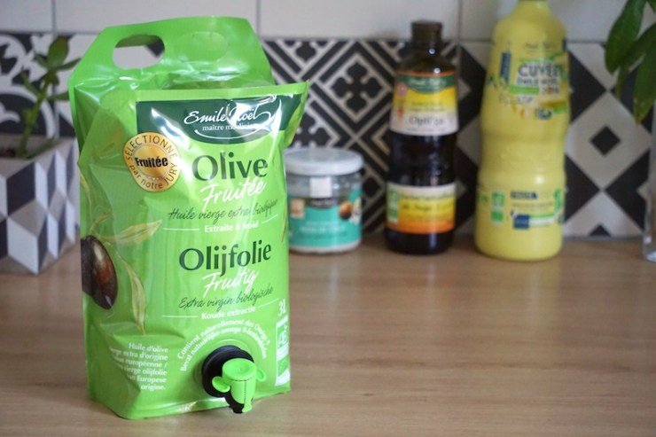 Photo produit -poche olive fruitée 3L