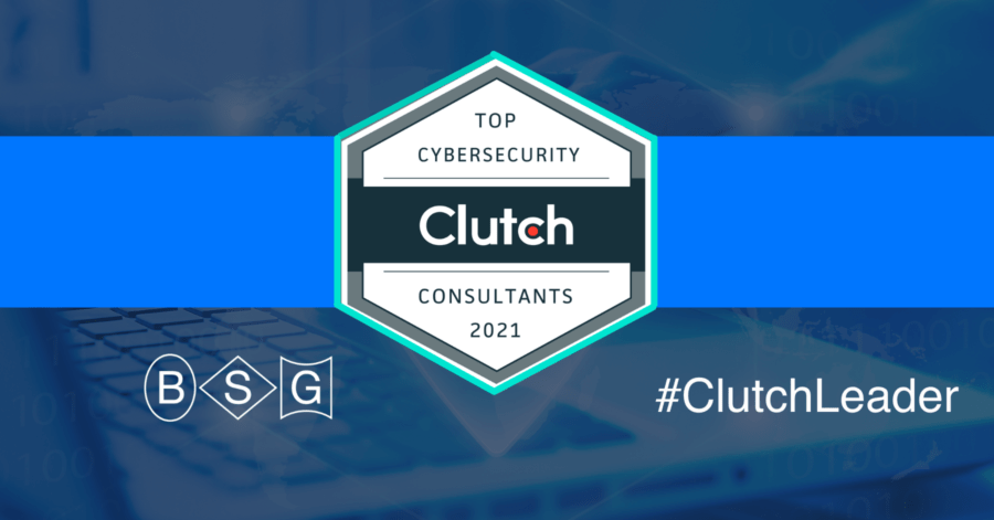 Clutch Acknowledges Berezha Security Group as Top Cybersecurity Consulting Company for 2021