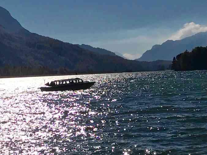 Letzte Fahrt auf dem Silsersee: Europas höchstgelegene Schifffahrtslinie