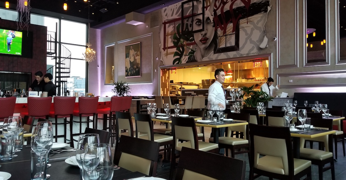 Ventanas Restaurant in Fort Lee Opens Spring Dinner Plans are Done   Bergen County NJ Things