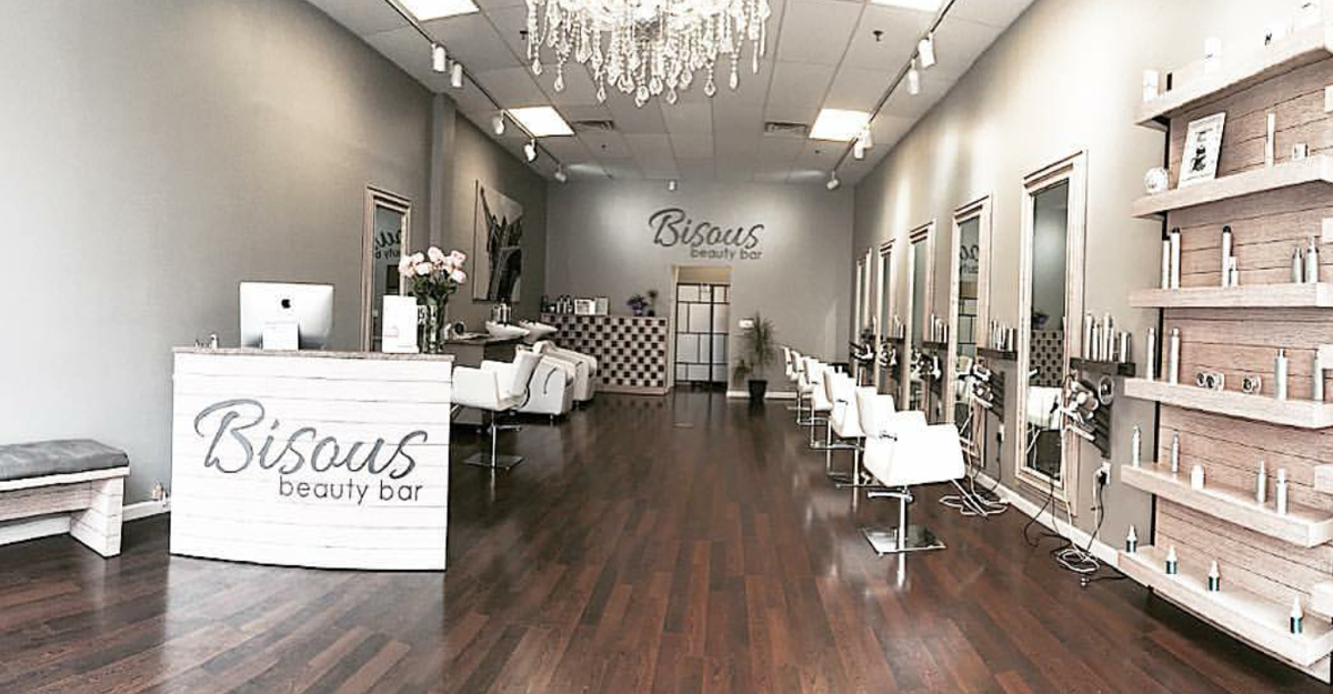Hairstyles on Fleek Bisous Beauty Bar is Where To Get Pretty This Holiday dedicated