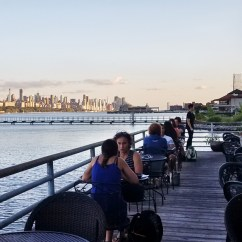 Rustic Outdoor Chairs Cool Folding Asian Fusion Restaurant Seak Opens In Edgewater Nj | Bergen County Things To Do ...