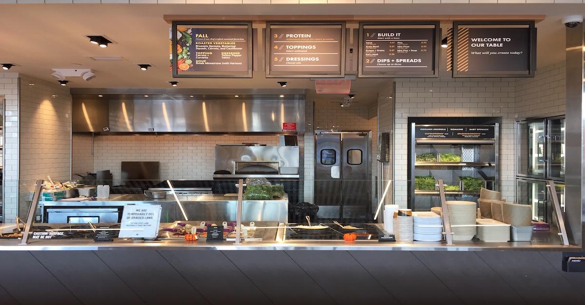 New Restaurant CAVA Opens in Paramus New Jersey