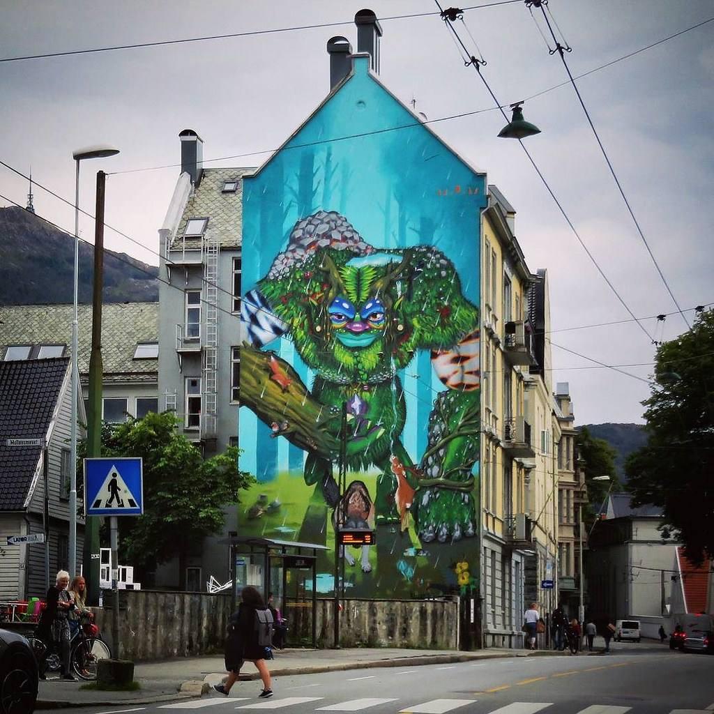 Bergens største troll