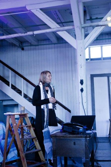 Foredrag med Irene Nygårdsvik