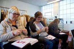 Workshop: strikk latviske votter!
