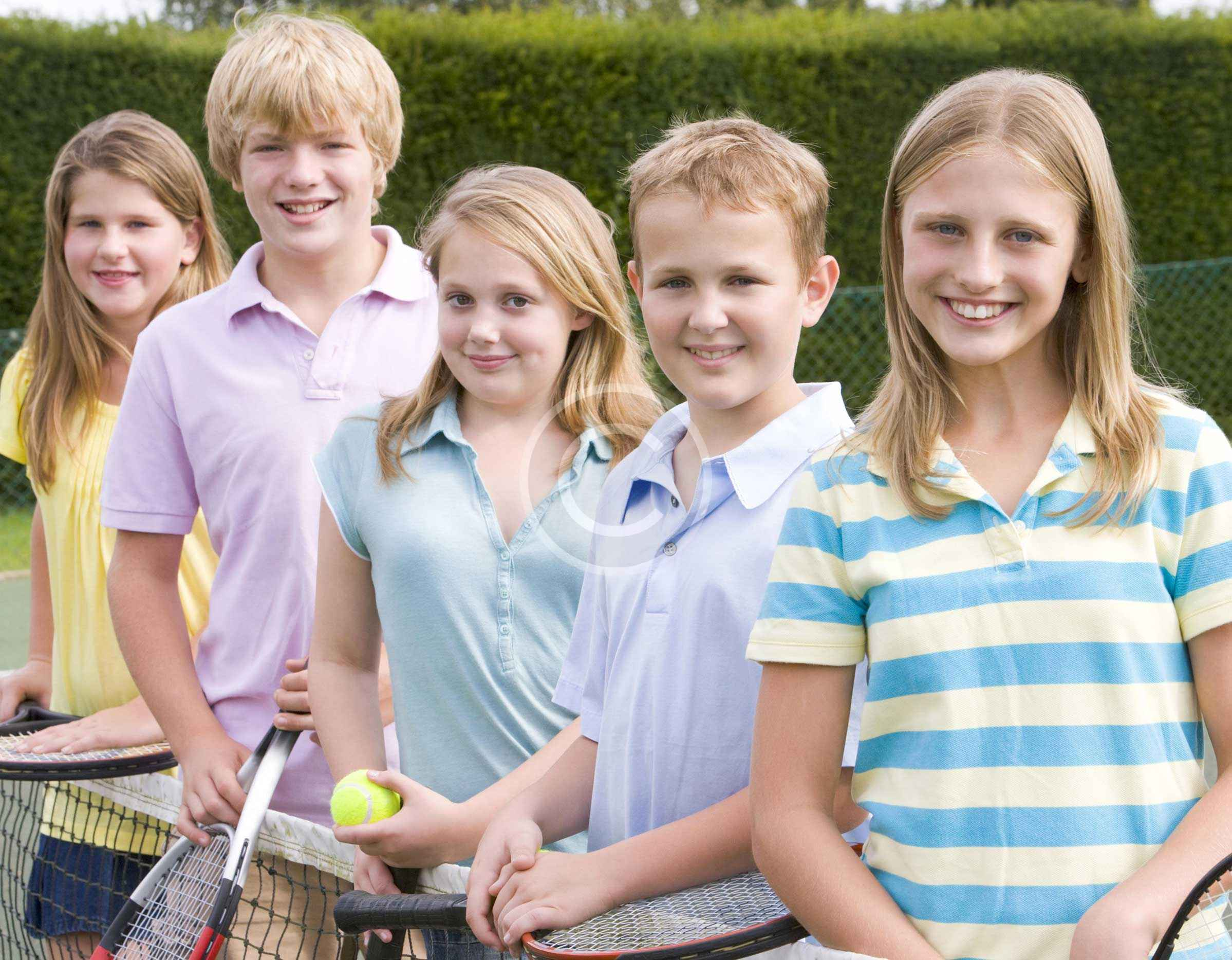 Tennisskola höst 2019
