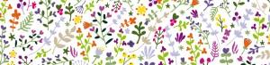 bandeau fleuri Quercy