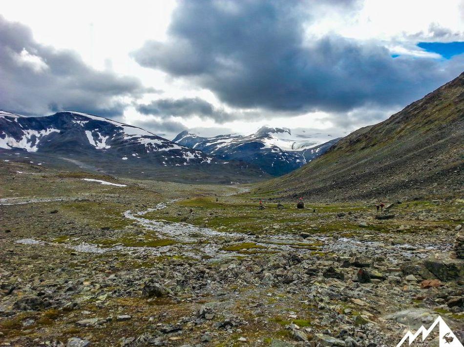 Glittertind Bergtour Norwegen