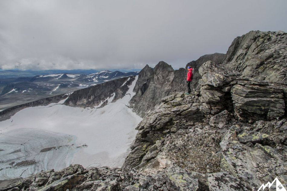 Snøhetta Bergtour Norwegen