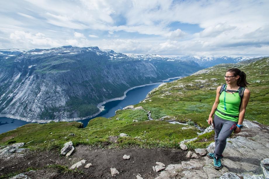 Trolltunga Wanderung Norwegen