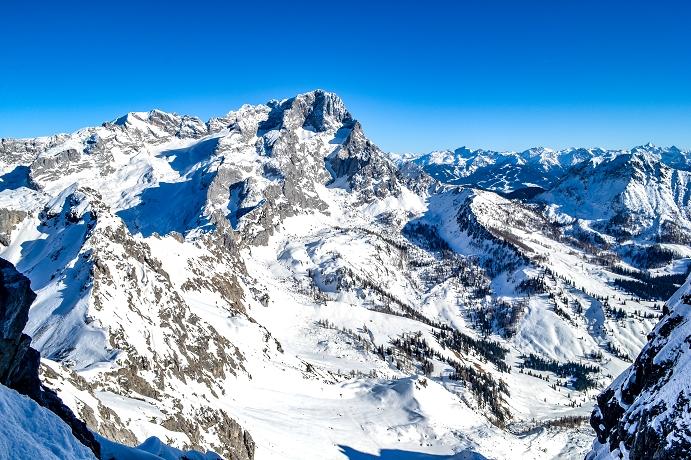 Stuhllochscharte Skitour