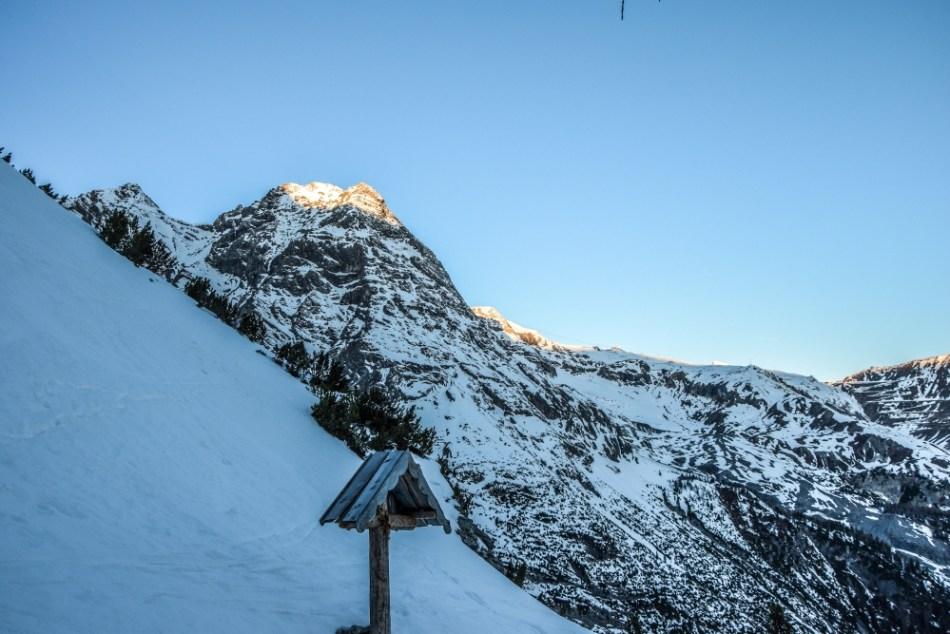 Skitour Ortler