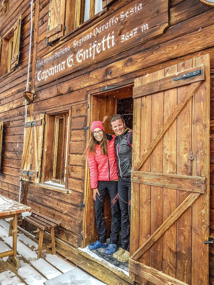 Gnifetti-Hütte