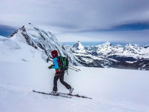 Skitour Signalkuppe