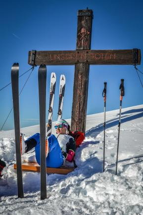 Kleine Reibn Skitour