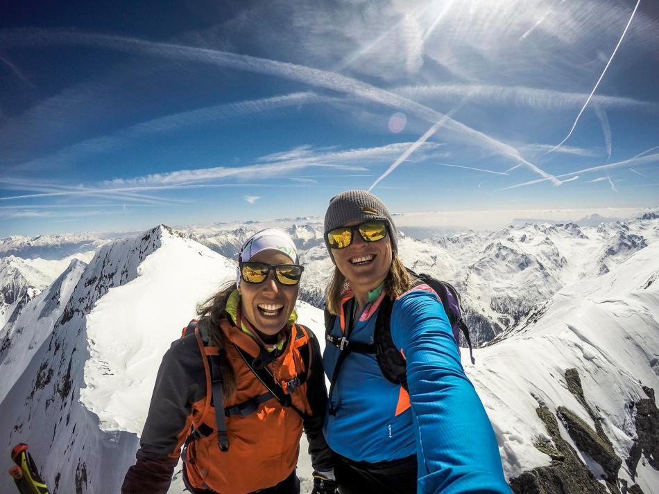 Seewerspitze Skitour Obergurgl