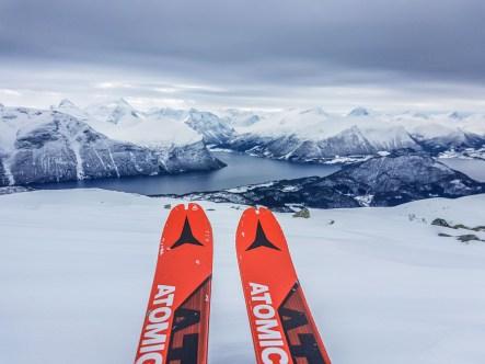 Skitour Isfjord