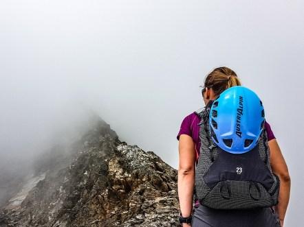 Wo bleibt bloß der Gipfel?