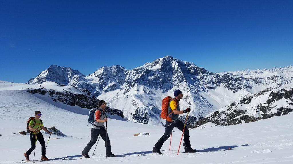 Skitour Vertainspitze Sulden