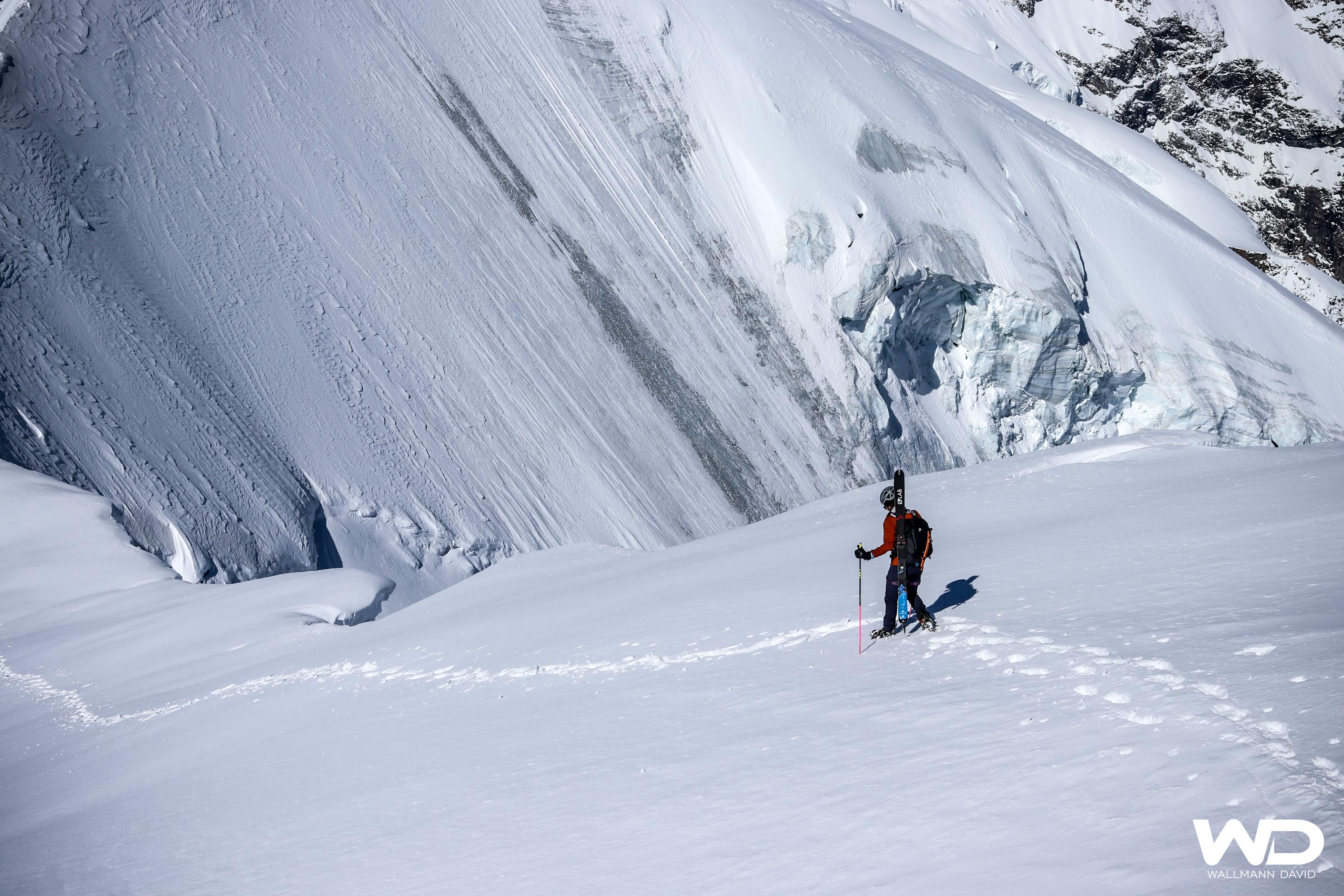 Skitour Piz Palü Bernina