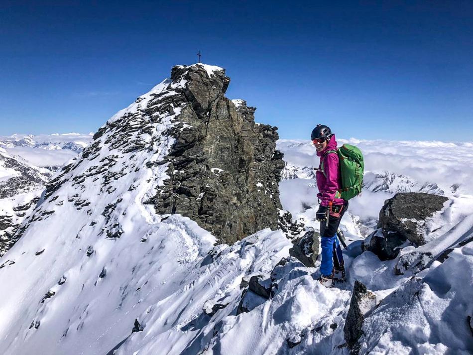Skitour Rimpfischhorn